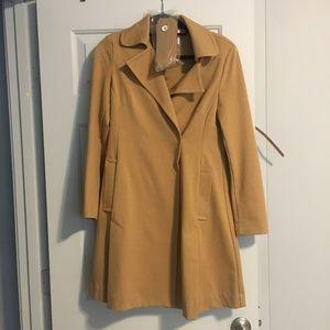CAbi Tan Trench Coat